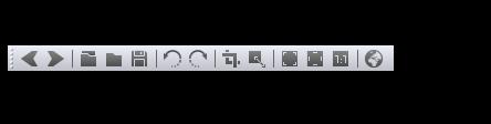 nomacs toolbar