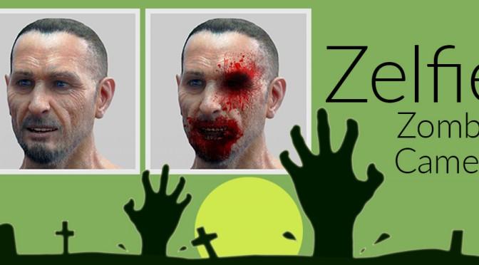 Zelfie – Zombie Camera
