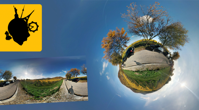Tiny Planet for Android