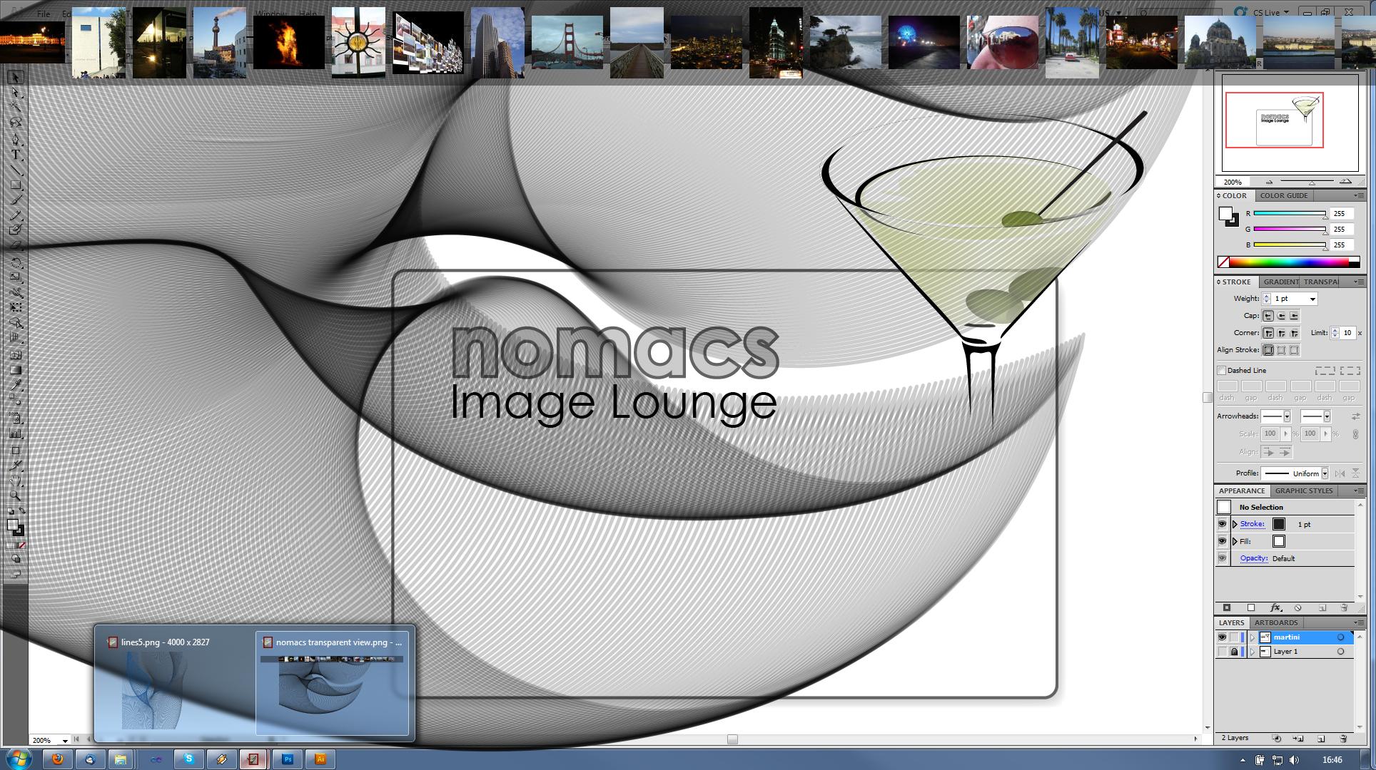 Screenshots | nomacs | Image L...