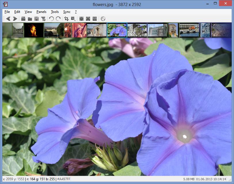 Features   nomacs   Image Lounge
